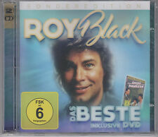 CD + DVD ROY BLACK Das Beste EURO TREND CD 246.991 Sealed OVP