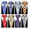 Necktie Silk Tie Party Men's Classic Jacquard Woven Narrow Fashion Skinny Slim