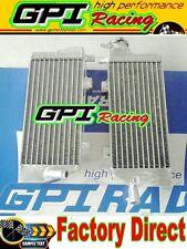 aluminum radiator KTM SX/XCW/EXC/XC-W 200/250/300 2008-2014 2009 2010 2011 12