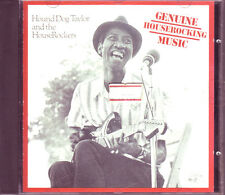 Hound Dog Taylor & The House Rockers ‎– Genuine Houserocking