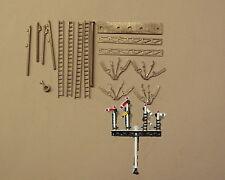 P&D Marsh N Gauge N Scale B355 GWR multi bracket signal kit requires painting