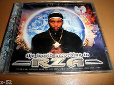 RZA cd THE WORLD ACCORDING TO rza Ghostface Killah Deborah Cox Diaz Mr Tibbs