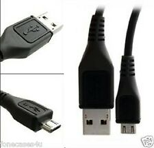 MICRO USB DATA CABLE CHARGER LEAD BLACKBERRY LG HTC SAMSUNG NOKIA SONY XPERIA