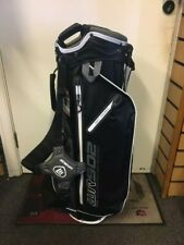 Masters Wr902 Waterproof Stand Carry Golf Bag 4-Way (Black)