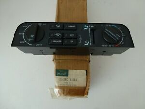 Jaguar XJ40 Air Conditioning Control Panel
