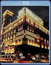 JOE BONAMASSA LIVE AT CARNEGIE HALL - AN ACOUSTIC EVENING BLU-RAY (23/06/2017)