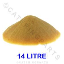 14 LITRI purolite Crystal FILTRO RESINA sufficiente per 20L DVA manuale acqua SOFTENER