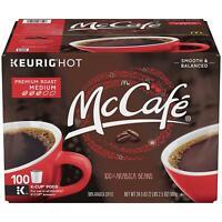 McCafe Premium Roast Coffee K-Cups (100 ct.)