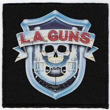 LA GUNS PATCH / SPEED-THRASH-BLACK-DEATH METAL