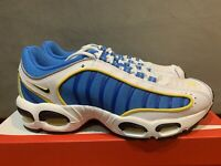 Nike Air Max Tailwind IV White Light Blue CD0456-100 Men's Size 8 Athletic Shoes