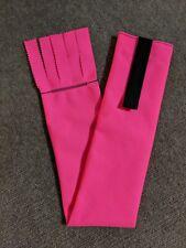 Neon Pink Cordura Horse Tailbag
