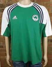 Vintage Panathinaikos Soccer Futbol Jersey adidas Shirt Greece Size XL