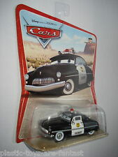 Disney Pixar Cars Diecast SHERIFF Desert serie 16BK Moc 2005 Nuevo