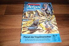 ATLAN  # 10 -- PLANET der VOGELMENSCHEN // Perry Rhodan Red. / 1. Auflage 1970