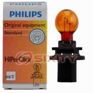 Philips 12272NAC1 Turn Signal Light Bulb for Electrical Lighting Body qe