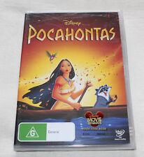 Disney Pocahontas (DVD, 2012) New Sealed