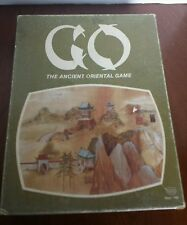 Vintage 1974 GO The Ancient Oriental Board Game by Reiss #165