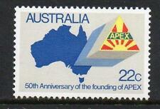 1981  Australia~APEX~Unmounted Mint~Stamp Set~ UK Seller~
