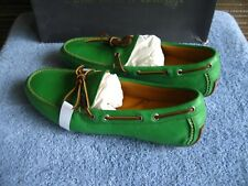 Polo Ralph Lauren 8D Men Casual Driving Leather Loafers Driving Moccasin $195 !