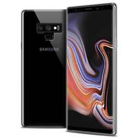 "Coque Pour Samsung Galaxy Note 9 (6.4"") Crystal Souple TPU Gel Transparent Extra"