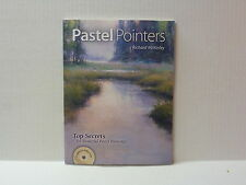 """Pastel Pointers"" by Richard McKinley How to Draw Book With Bonus Dvd"