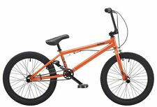 "Rooster Hardcore 9.75"" Frame 20"" Wheel Boys BMX Bike Metallic Orange"