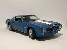 1:18 1972 PONTIAC FIREBIRD TRANS AM model diecast toy car chev chevrolet