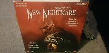 Wes Cravens New Nightmare - PAL Laserdisc