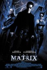 The Matrix movie poster print  (style B) : 11 x 17 inches - Keanu Reeves poster