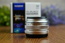 Olympus M.Zuiko Digital 17mm f/1.8 Lens MSC - Micro Four Thirds MFT M43