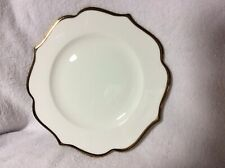 "Lenox Contempo Luxe 9&1/4"" Accent Plate Gold New"