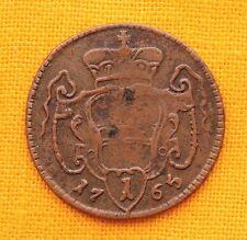 Late Medieval Transylvanian Coin - Maria Theresia Pfennig 1765.
