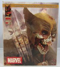 Marvel Zombie Wolverine 2007 Low #5 of 2500 2Detachable Hands Diamond Signed COA