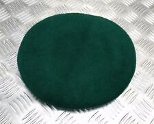 Genuine British Vintage Military RA & RM Green Wool Beret 48cm BRAND NEW