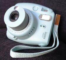 Fujifilm instax mini 9 Fotocamera Istantanea - Blu Ghiaccio (16550693)