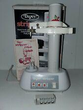 DAZEY STRIPPER Automatic Vegetable Fruit Peeler Julienne Model DVS-5 box (A9)