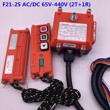 TELECRANE Wireless Industrial Remote Controller F21-2S Hoist Remote Control
