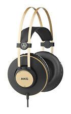 AKG K92 Closed-Back Wired Headphones - Gold - please read description