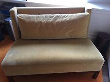 Christian Liaigre Latin Small Sofa, Setee - Retails for more than 5k