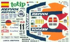 1/24 Lancia DELTA HF TOTIP Rally Montecarlo '93 DECAL RACING43 BIG24