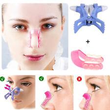 Nose Up Lifter Shaping Shaper Lifting +Bridge Straightening Beauty Clip Set Tool