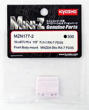 Kyosho Mini Z MZN177-2 Front Body Mount (MAZDA RX-7 FD3S)