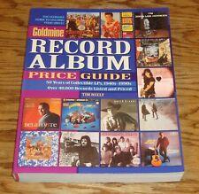 Goldmine Record Album Price Guide Book Tim Neely