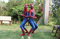 Raimi Spider-man Cosplay Costume The Amazing Spiderman Suit Bodysuit Halloween