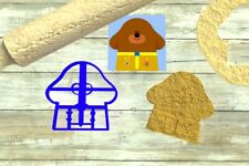 Hey Duggee cookie cutter formine per biscotti cookie cutters tagliapasta