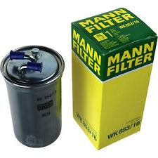 Mann Fuel-Filter Wk 853/16 Honda Civic VII Hatchback Eu EP Ev 1.7 CDTI