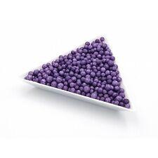 5000 billes de polystyrène 3mm couleur violet - Neuf