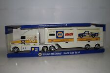 1990's Nylint Napa Semi Truck Ron Hornaday Jr Racing Set in Box