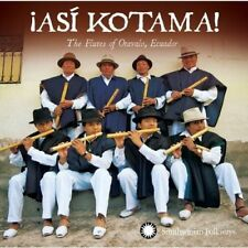 CD de musique folk asie