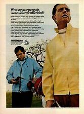 1969 Munsingwear Dave Stockton Tommy Jacobs Grand-Slam Golf Jackets Print Ad